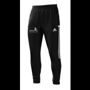 Beckington CC Adidas Black Junior Training Pants