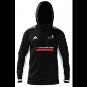 Beckington CC Adidas Black Junior Hoody