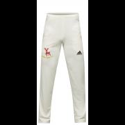 Hertford CC Adidas Pro Junior Playing Trousers