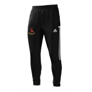 Hertford CC Adidas Black Junior Training Pants