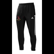 Hertford CC Adidas Black Training Pants
