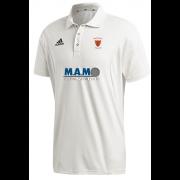 Monk Bretton CC Adidas Elite Junior Short Sleeve Shirt