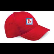 Dedham CC Red Baseball Cap