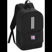 Dedham CC Black Training Backpack