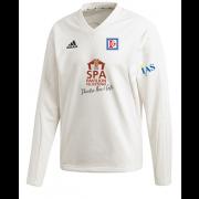 Dedham CC Adidas Elite Long Sleeve Sweater