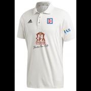 Dedham CC Adidas Elite Junior Short Sleeve Shirt