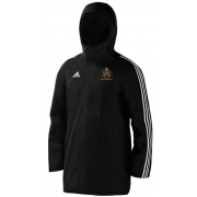 Ashford in the Water CC Black Adidas Stadium Jacket