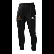 Ashford in the Water CC Adidas Black Junior Training Pants