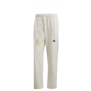 Ashford in the Water CC Adidas Elite Junior Playing Trousers