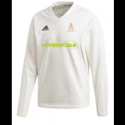 Ashford in the Water CC Adidas Elite Long Sleeve Sweater