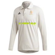 Ashford in the Water CC Adidas Elite Long Sleeve Shirt