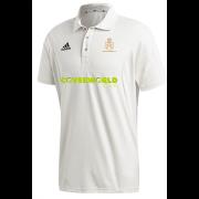 Ashford in the Water CC Adidas Elite Junior Short Sleeve Shirt