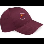 Bardsey CC Maroon Baseball Cap