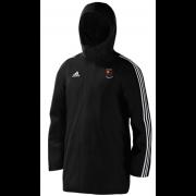 Bardsey CC Black Adidas Stadium Jacket