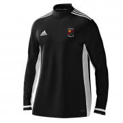 Bardsey CC Adidas Black Zip Training Top