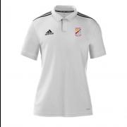 Bardsey CC Adidas White Polo