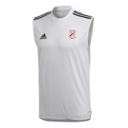 Bardsey CC Adidas White Training Vest