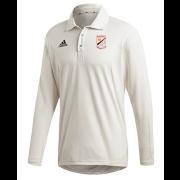 Bardsey CC Adidas Elite Long Sleeve Shirt