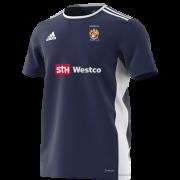 Westleigh CC Navy Junior Training Jersey
