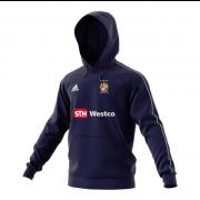 Westleigh CC Adidas Navy Junior Fleece Hoody