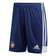 Westleigh CC Adidas Navy Junior Training Shorts