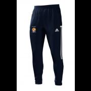 Westleigh CC Adidas Navy Junior Training Pants