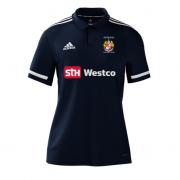 Westleigh CC Adidas Navy Polo