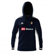 Westleigh CC Adidas Navy Junior Hoody