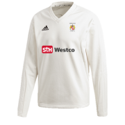 Westleigh CC Adidas Elite Long Sleeve Sweater