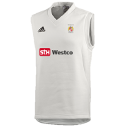 Westleigh CC Adidas Elite Sleeveless Sweater