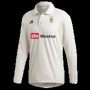 Westleigh CC Adidas Elite Long Sleeve Shirt