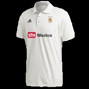 Westleigh CC Adidas Elite Junior Short Sleeve Shirt
