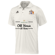 Aston University CC Adidas S-S Playing Shirt