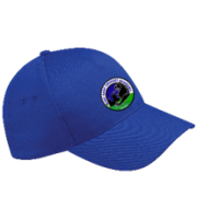 East Kent Cricket Academy Royal Blue Baseball Cap