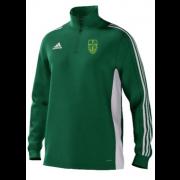 Bawtry CC Adidas Green Junior Training Top