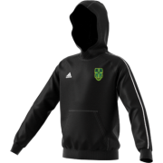 Bawtry CC Adidas Black Fleece Hoody