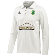 Bawtry CC Adidas  L-S Playing Shirt