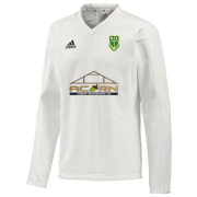 Bawtry CC Adidas  L-S Playing Sweater