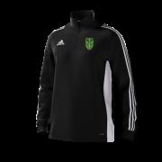 Bawtry CC Adidas Black Junior Training Top
