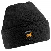 Lawrenny AFC Black Beanie