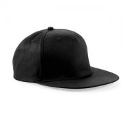 Kirby Muxloe CC Black Snapback Hat