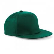 Malvern College Green Snapback Hat