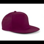 Rugeley CC Maroon Snapback Hat