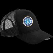 Fulham CC Black Trucker Hat
