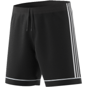 Alder CC Adidas Black Junior Training Shorts