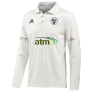 Boroughbridge and Staveley CC Adidas L-S Playing Shirt