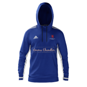 Burbage and Easton Royal CC Adidas Blue Hoody