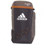 2020 Adidas Incurza 6.0 Junior Duffle Bag - Black/Orange