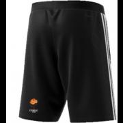 Catherine De Barnes CC Adidas Black Training Shorts