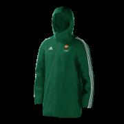 Catherine De Barnes Cricket Club Green Adidas Stadium Jacket